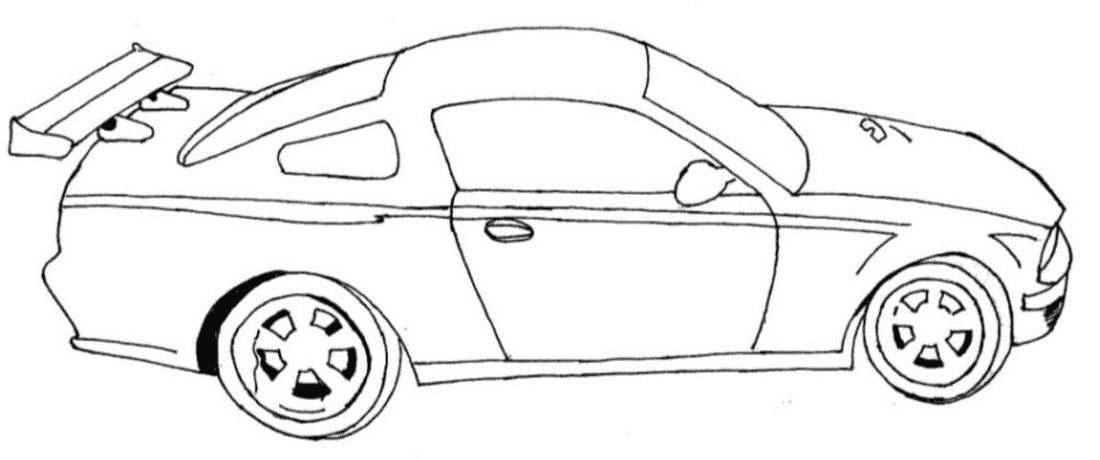 Игрушка лего форд