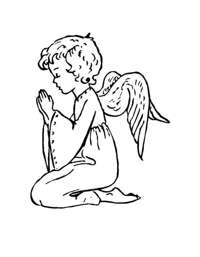 Ангелы раскраски распечатать бесплатно для