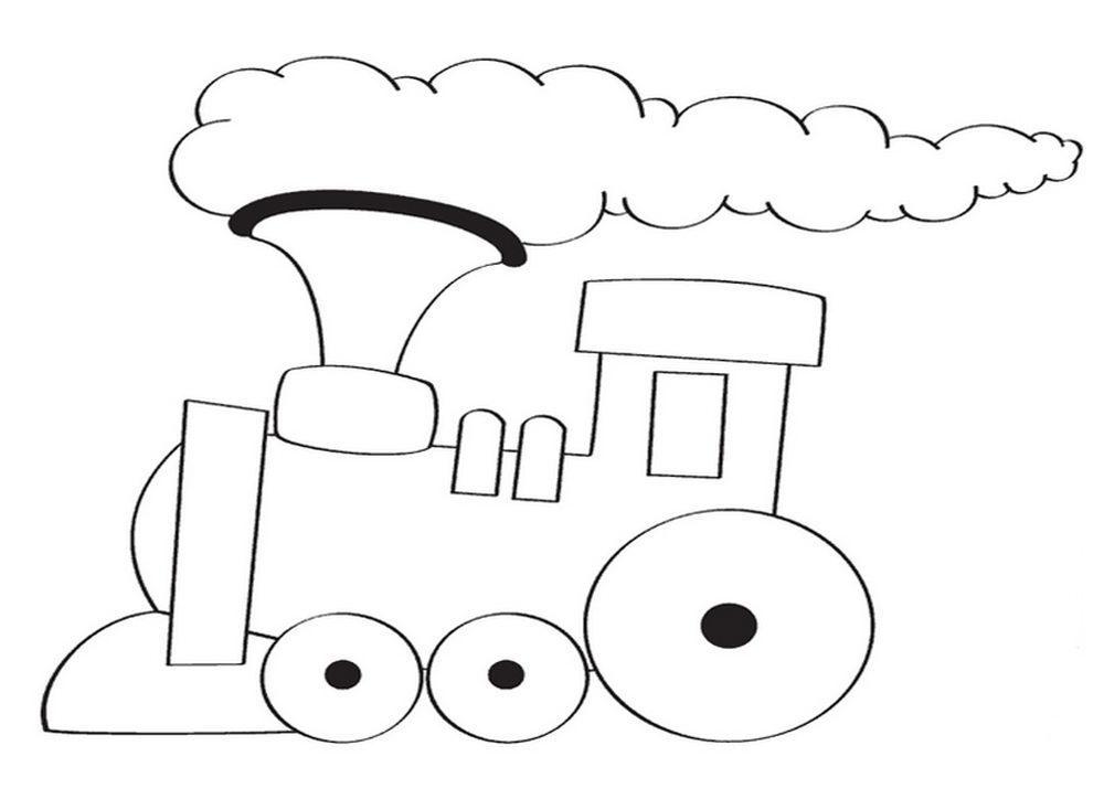 Раскраска детям три года