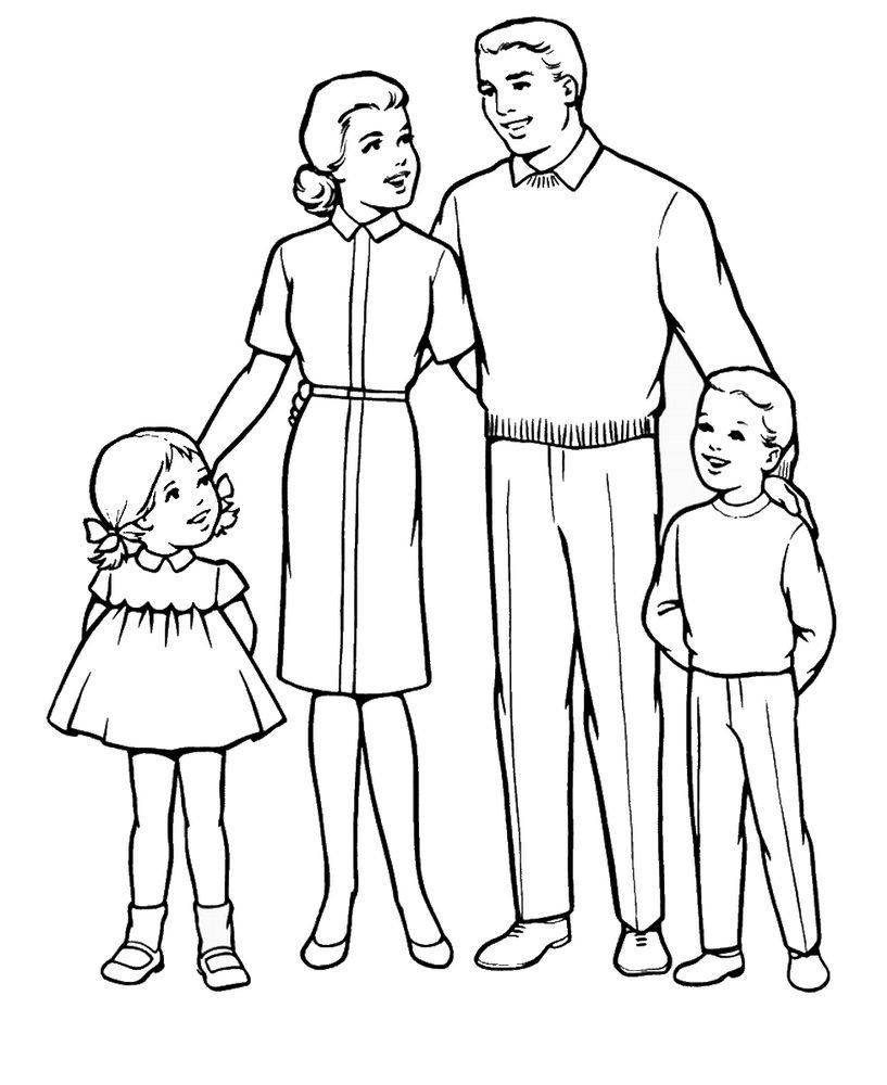 Распечатать раскраску для девочки 5 лет