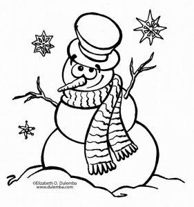 Raskraska-snegovika-60