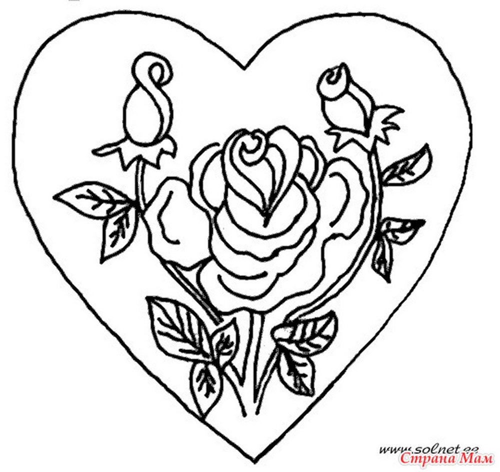 Раскраска чтобы раскрашивать для девочек онлайн бесплатно