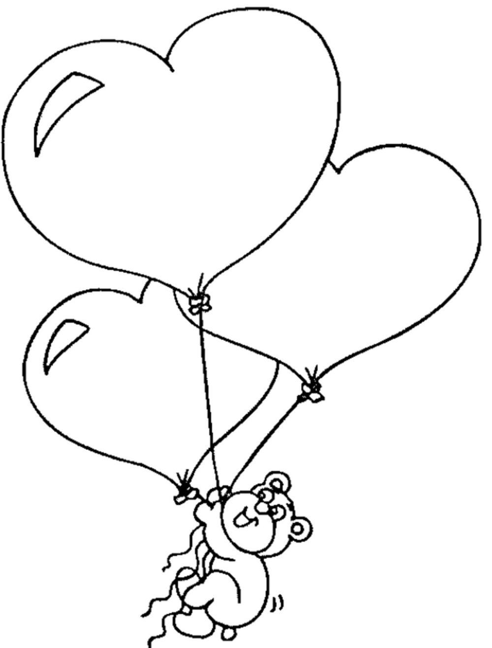 раскраски сердечки скачать и распечатать бесплатно рисунки