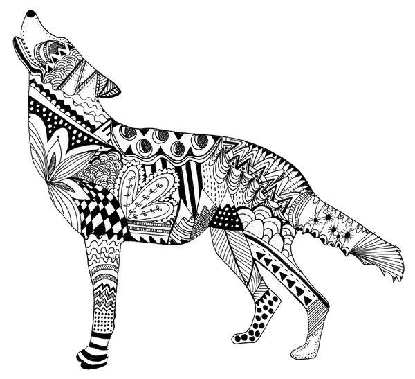 раскраски антистресс животные скачать и распечатать