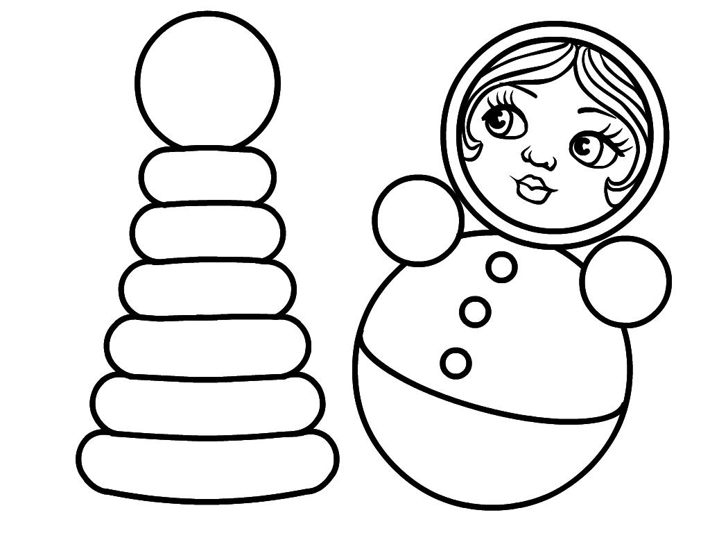 раскраски для детей 3 лет с заданиями