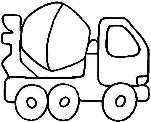 Раскраски транспортом