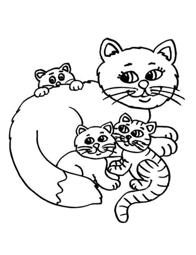 раскраски про кошек и котят игры игры про кошек котов и