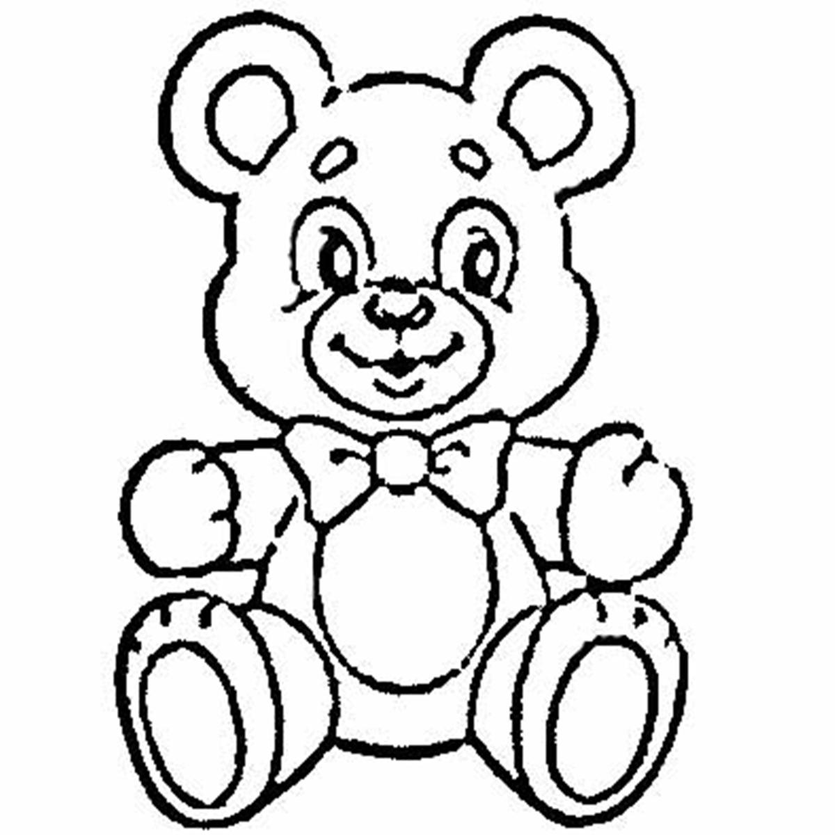 Раскраски Мишка скачать и распечатать бесплатно, рисунки ... Пасха Рисунки Карандашом