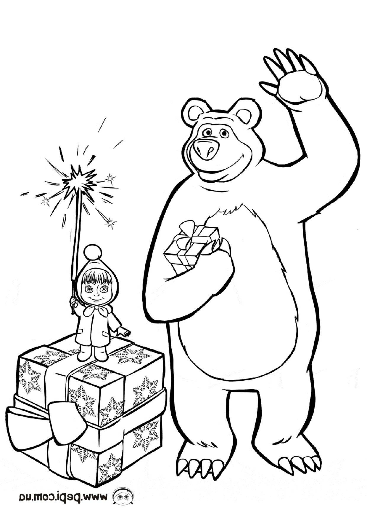 картинки рисунки медведь