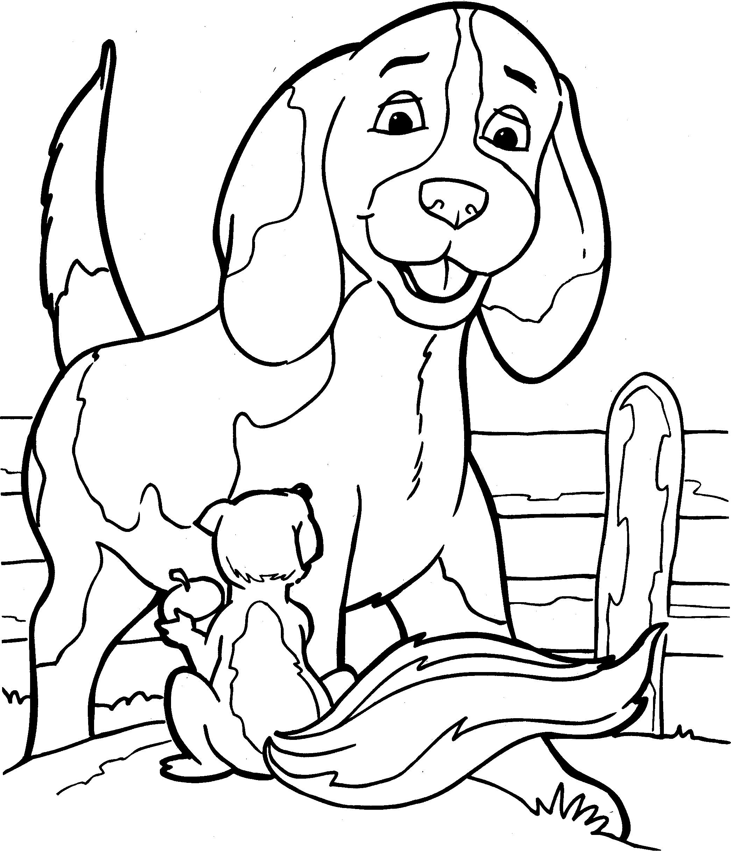 Kleurplaat Paard Sinterklaas Peuters Раскраски Собаки скачать и распечатать бесплатно рисунки